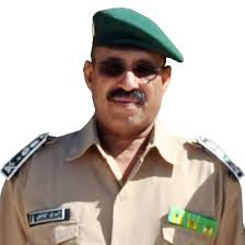 الفريق سلطان ولد اسواد قائد الدرك الموريتاني