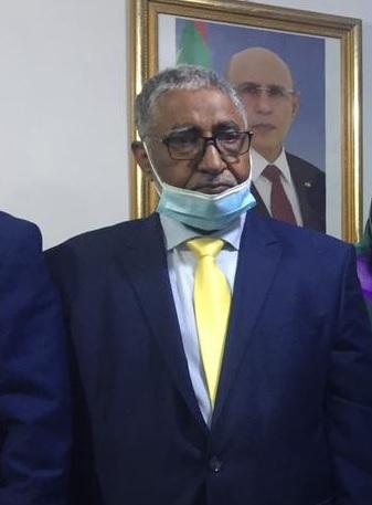 المخطار ولد محمد رئيس اللجنة
